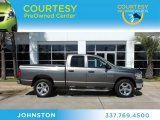 2008 Mineral Gray Metallic Dodge Ram 1500 SLT Quad Cab #78213851