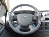 2008 Dodge Ram 1500 SLT Quad Cab Steering Wheel