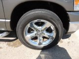 2008 Dodge Ram 1500 SLT Quad Cab Wheel