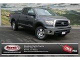 2013 Magnetic Gray Metallic Toyota Tundra Double Cab 4x4 #78213729