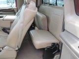 2003 Ford F250 Super Duty Lariat SuperCab 4x4 Rear Seat