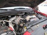 2003 Ford F250 Super Duty Lariat SuperCab 4x4 6.0 Liter OHV 32 Valve Power Stroke Turbo Diesel V8 Engine