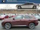 2013 Claret Red Mica Lexus RX 350 AWD #78213977