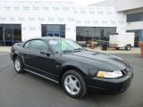 2000 Black Ford Mustang GT Coupe #78213975
