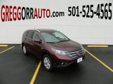 2013 Basque Red Pearl II Honda CR-V EX-L #78214092