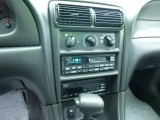 2000 Ford Mustang GT Coupe Controls
