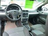2010 Chevrolet Cobalt LT Sedan Ebony Interior