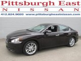 2010 Crimson Black Nissan Maxima 3.5 SV Premium #78214185