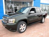 2013 Chevrolet Avalanche LS 4x4 Data, Info and Specs