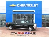 2013 Fairway Metallic Chevrolet Silverado 1500 LT Crew Cab 4x4 #78214174