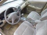 2000 Nissan Sentra Interiors