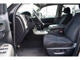 2007 Toyota Tundra SR5 TRD CrewMax Graphite Gray Interior