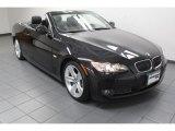 2010 Black Sapphire Metallic BMW 3 Series 335i Convertible #78214163