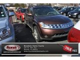 2004 Sunlit Copper Metallic Nissan Murano SL AWD #78265870