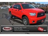 2011 Radiant Red Toyota Tundra TRD Rock Warrior CrewMax 4x4 #78265867
