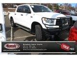 2010 Super White Toyota Tundra TRD Rock Warrior CrewMax 4x4 #78265866