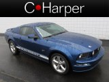 2006 Vista Blue Metallic Ford Mustang GT Premium Coupe #78266546