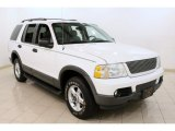 2003 Oxford White Ford Explorer XLT 4x4 #78266429