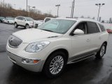 White Diamond Tri Coat Buick Enclave in 2008