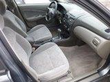 2001 Nissan Sentra Interiors