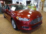 2013 Ruby Red Metallic Ford Fusion SE 1.6 EcoBoost #78266075