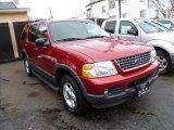 2003 Redfire Metallic Ford Explorer XLT 4x4 #78266523