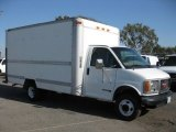 2001 GMC Savana Cutaway 3500 Commercial Moving Truck