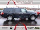 2011 Tuxedo Black Metallic Lincoln Navigator L Limited Edition 4x4 #78265940
