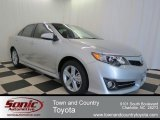 2013 Classic Silver Metallic Toyota Camry SE #78266399