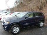 2014 True Blue Pearl Jeep Grand Cherokee Laredo 4x4 #78266293