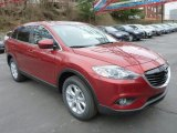 Mazda CX-9 Colors