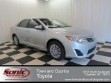 2013 Classic Silver Metallic Toyota Camry LE #78266388