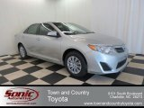 2013 Classic Silver Metallic Toyota Camry L #78266387