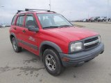 2001 Chevrolet Tracker ZR2 Hardtop 4WD Data, Info and Specs