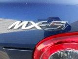 2009 Mazda MX-5 Miata Sport Roadster Marks and Logos