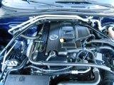 2009 Mazda MX-5 Miata Sport Roadster 2.0 Liter DOHC 16-Valve VVT 4 Cylinder Engine