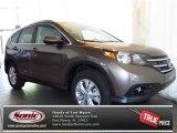 2013 Urban Titanium Metallic Honda CR-V EX-L #78265904