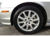 Jaguar S-Type 2002 Wheels and Tires