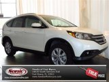 2013 White Diamond Pearl Honda CR-V EX-L #78265903