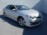 2013 Classic Silver Metallic Toyota Camry SE #78266176
