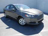 2013 Sterling Gray Metallic Ford Fusion S #78266173