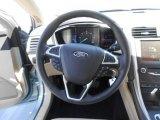 2013 Ford Fusion Energi SE Steering Wheel