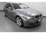 2009 Space Grey Metallic BMW 3 Series 335i Sedan #78266352
