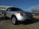 2011 Ingot Silver Metallic Ford Explorer Limited #78266571