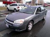2005 Medium Gray Metallic Chevrolet Malibu LT V6 Sedan #78266220