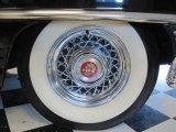 Cadillac Eldorado 1954 Wheels and Tires