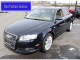 2008 Deep Sea Blue Pearl Effect Audi A4 2.0T quattro Sedan #78319520