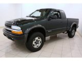 2001 Chevrolet S10 LS Extended Cab 4x4 Data, Info and Specs
