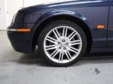 Jaguar S-Type 2008 Wheels and Tires