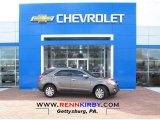 2010 Mocha Steel Metallic Chevrolet Equinox LTZ AWD #78320050